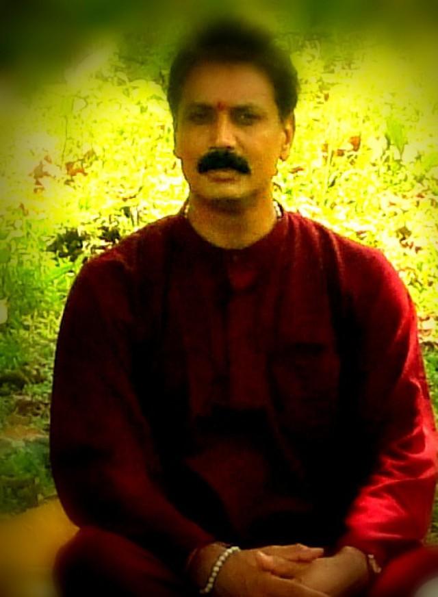 || Shaakta Shri Acharya Agyaatadarshan Anand Nath ji||