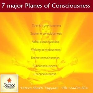 || Planes of Consciousness ||