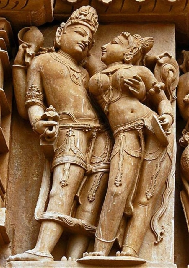 divine love-khajuraho